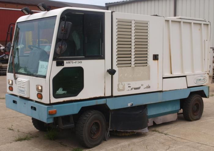 2002 Tennant Street Sweeper